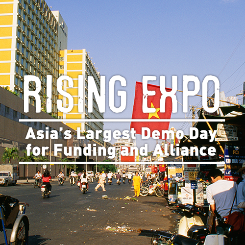 South East Asia | RISING EXPO 2016 | Asia's Largest Demo Day